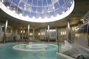 Balneário de Mondariz (Termas) - Palácio de água