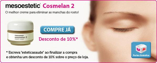 Mesoestetic Cosmelan 2 - Elimine as manchas inestéticas! Compre Já.