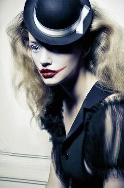 Maquilhagem de Antonia Rosa