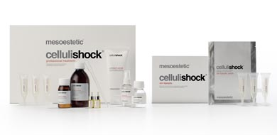 Cellulishock Pack - Tratamento anticelulítico