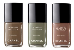 Colecção de vernizes Chanel Outono 2010
