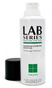 Maximum Comfort Shave Gel da LAB SERIES
