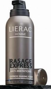 LIERAC apresenta Rasage Express