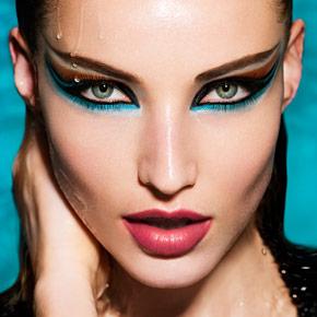 Maquilhagem da Make Up For Ever