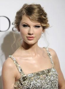 Cantora e actriz Taylor Swift