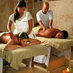 Massagens no Real Spa Marine