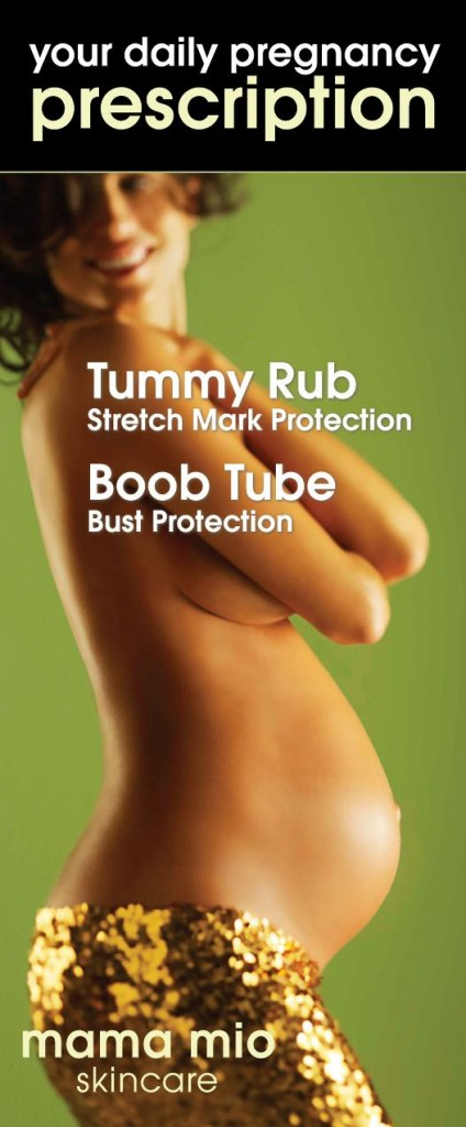 Tummy Rub & Boob Tube by mama mio