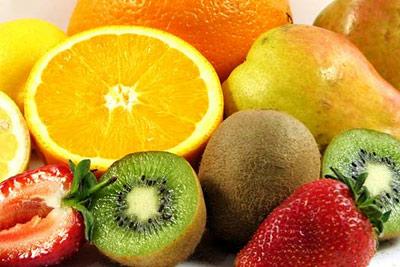 Citrícos são ricos em vitamina C