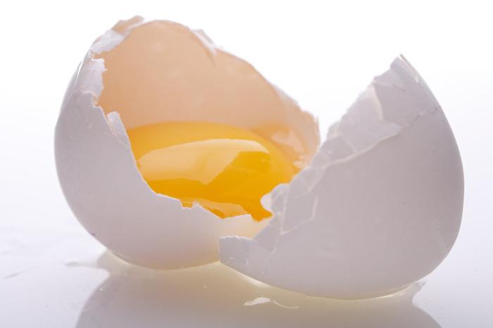 Riboflavina (vitamina B2) - Ovos