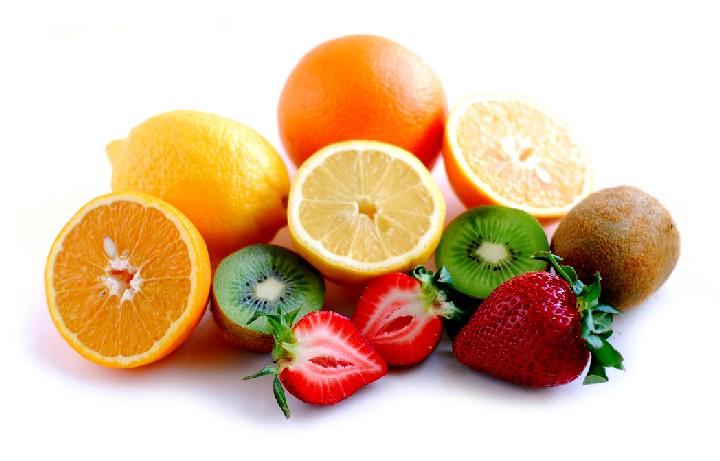 Vitamina C - Citrinos