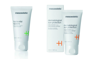 Mesoestetic Hydra Vital K e Dermatological Sun Protection